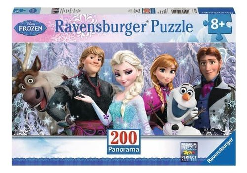 Ravensburger Arendelle sous les neiges éternelles