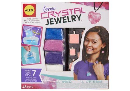 ALEX Toys DIY Wear Grow Crystal Jewelry