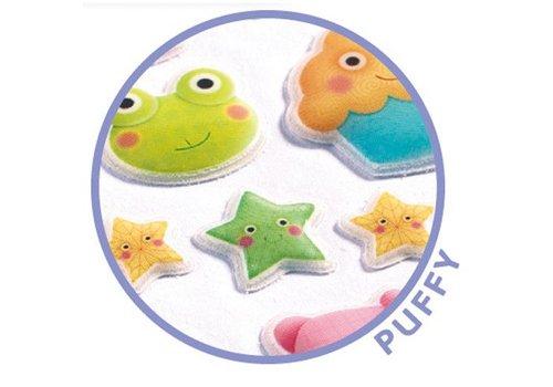 Djeco Mini stickers Kawaii