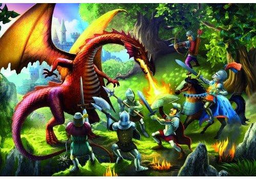 Rencontre avec un dragon