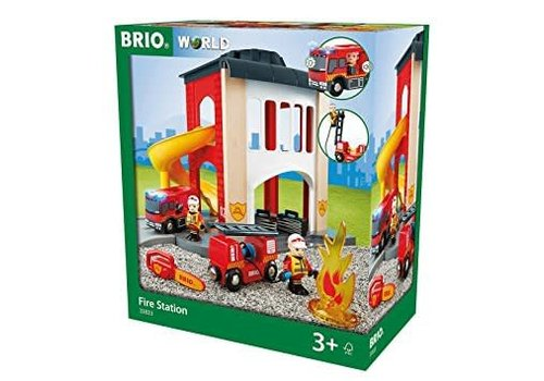 Brio Caserne de pompiers