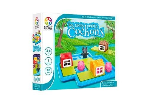 Smart Games Les trois petits cochons Deluxe