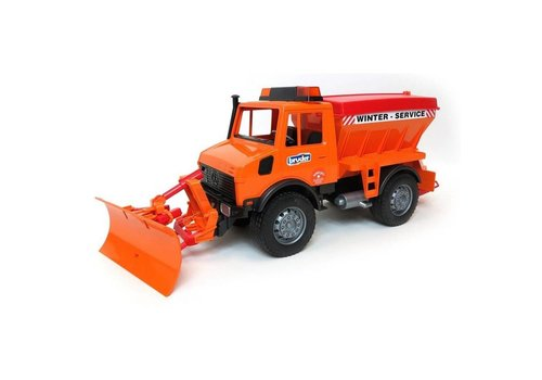 Bruder MB Snow plow