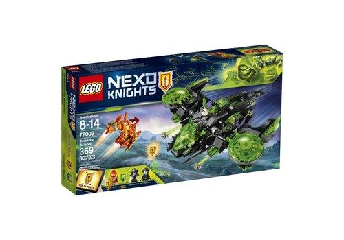 Lego Nexo Knights Le bombardier Berserker