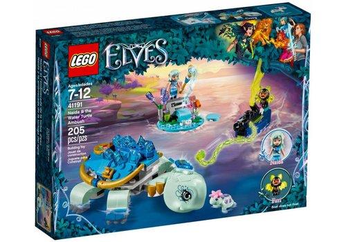 Lego Elves Naida et le piège de la tortue d'eau