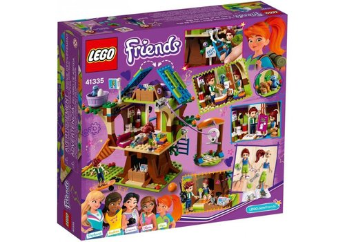 Lego Friends La cabane dans les arbres de Mia