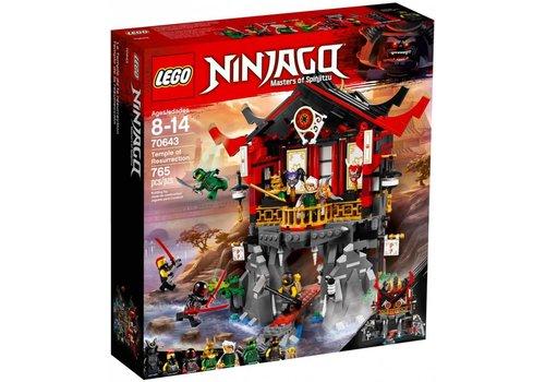 Lego Ninjago Le temple de la Renaissance