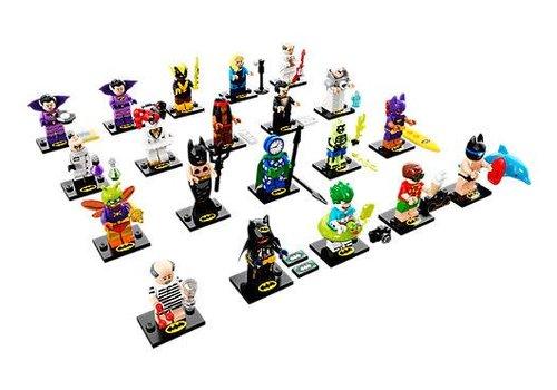 Lego Minifigures 2018