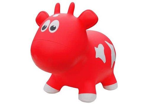 Next Generation Distributors Inc. Farm Hoppers Vache rouge