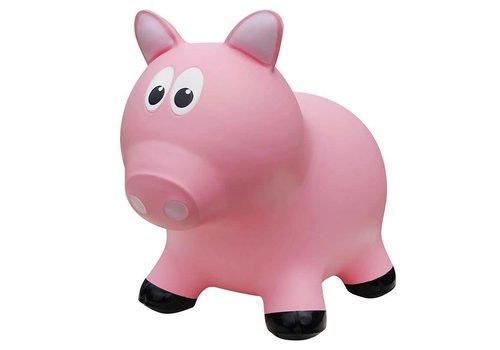 Next Generation Distributors Inc. Farm Hoppers cochon rose