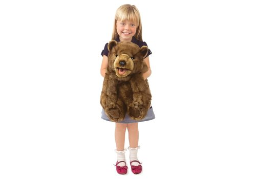 folkmanis Gros ours brun 22''