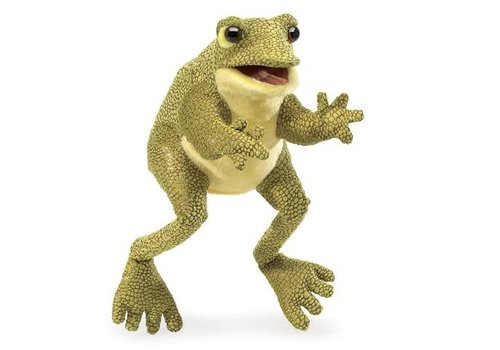folkmanis Frog, Funny 12''