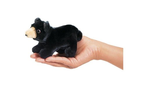 folkmanis Mini ours noir