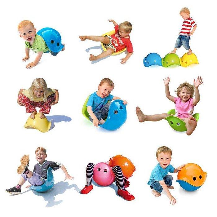 Jeux et jouets pour bouger