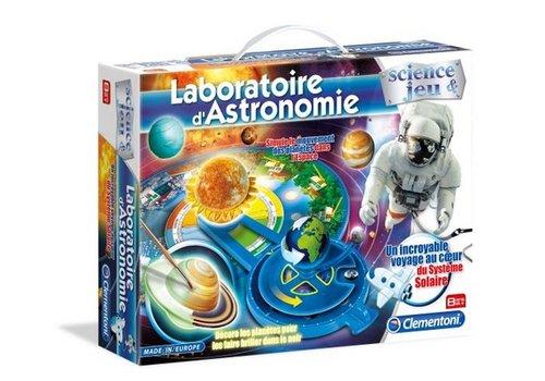 Clementoni Mon laboratoire d'astronomie