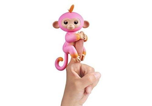 Wowwee Fingerlings monkey - 2tone - Summer