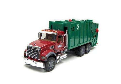 Bruder MACK Granite Garbage Truck