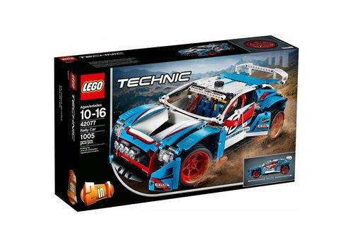 Lego Technic La voiture de rallye