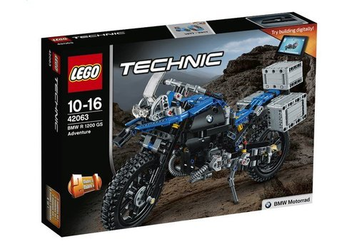 Lego TECHNIC BMW R 1200 GS Aventure