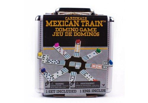 Jeu Dominos train mexicain double 12