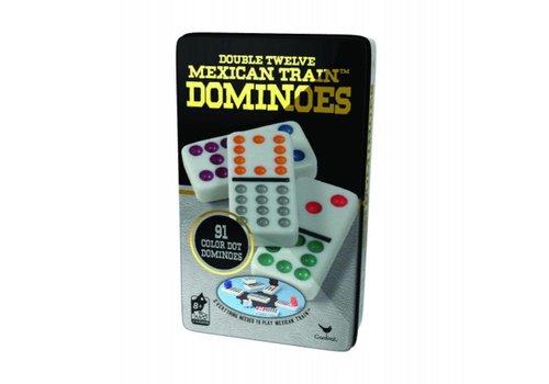 Jeu de dominos double 12