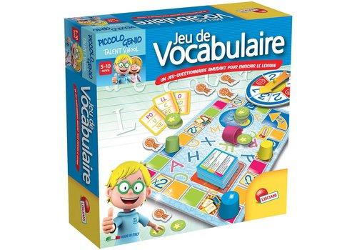 I'm a genius Jeu de vocabulaire francais