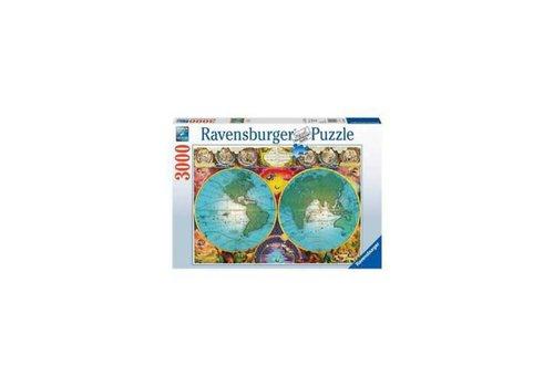 Ravensburger Planisphère antique