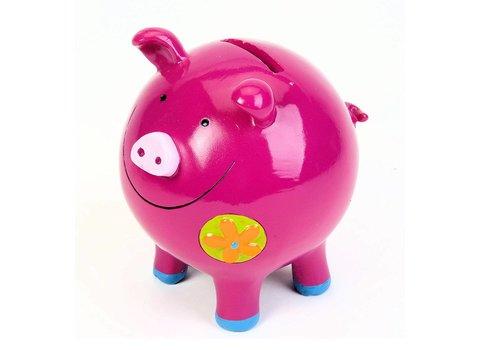 """Tirelire cochon rose 5"""""""
