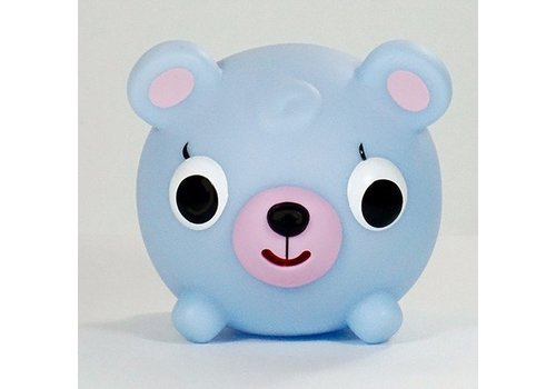 Sankyo Toys Jabber Ball ours bleu