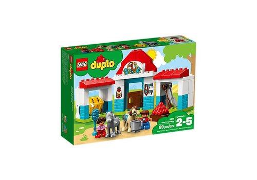 Lego L'écurie de poneys de la ferme