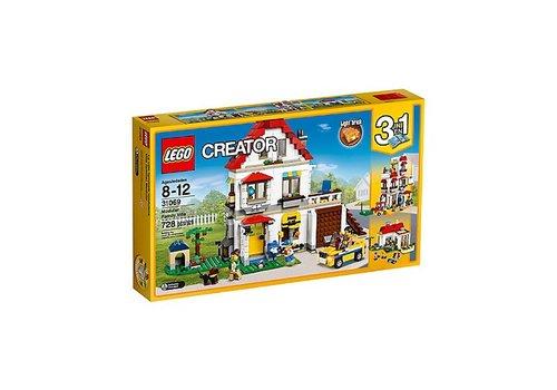 Lego Creator La villa familiale modulaire