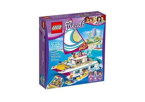 Lego Friends Le catamaran