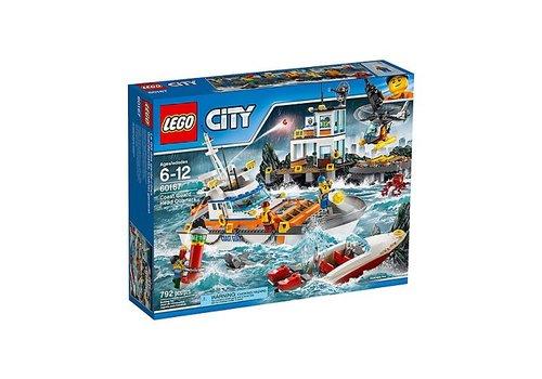 Lego City Le QG des gardes-côtes