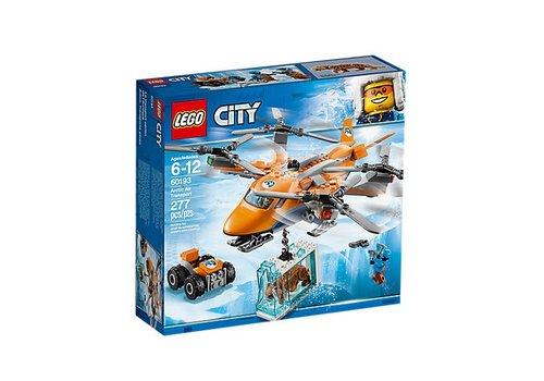 Lego City Le transport aérien de l'Arctique