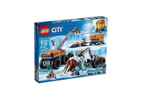 Lego City La base d'exploration mobile de l'Arctique