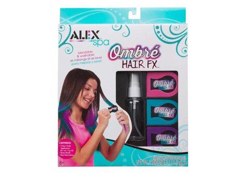 Alex Spa Craies pour cheveux ombré