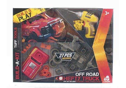 Construis ton camion off-road