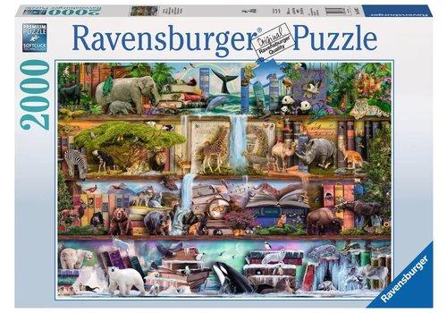 Ravensburger Amazing Animal Kingdom, 2000 morceaux