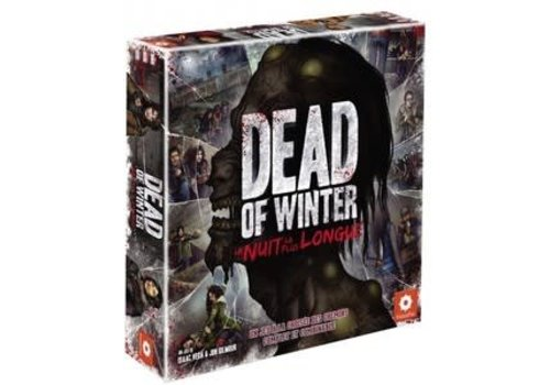 z-man games Dead of winter: La nuit la plus longue