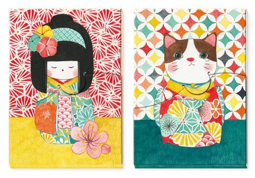 Lovely Paper Notepad / Misa