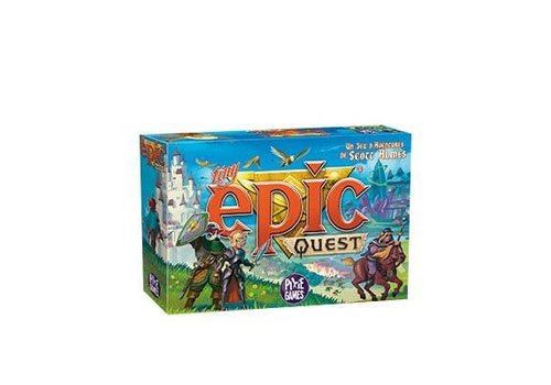 pixie Games Tiny Epic Quest