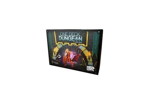 pixie Games One deck dungeon