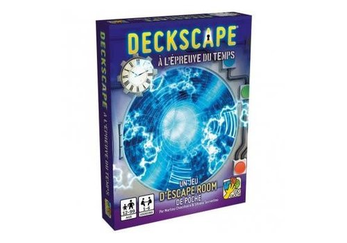 Super meeple Deckscape : À l'épreuve du temps