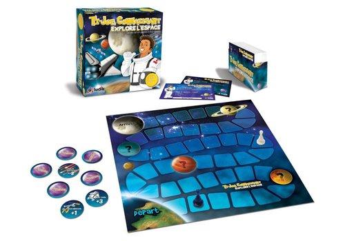 Ti-Joe Connaissant Explore l'espace