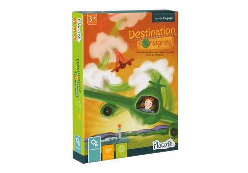 Placote Destination consignes