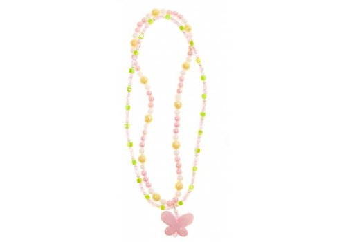 creative education Spring Beauty Butterfly Necklace