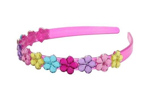 creative education Sparkle Mini Flower Gem Headband