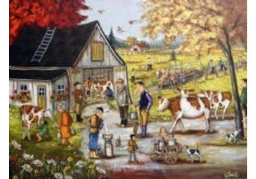 trefl Pz 500: La ferme familiale