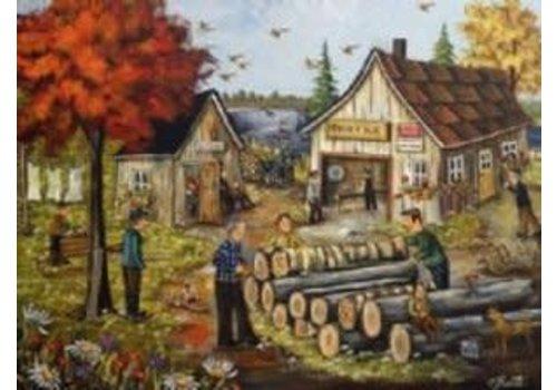 trefl Pz 500: Moulin à scie