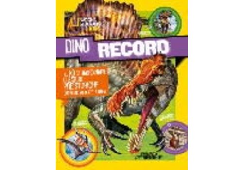 National geographic kids Dino record